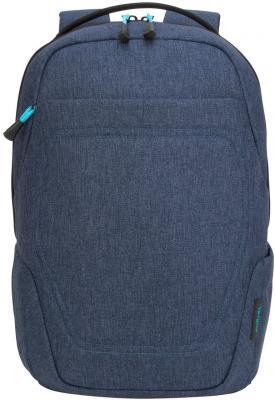 """Рюкзак для ноутбука 15"""" Targus Groove X2 Compact полиэстер синий TSB95201GL цена и фото"""