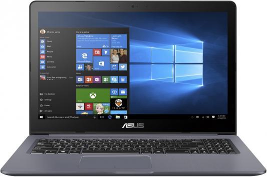 ASUS VivoBook Pro 15 Ultra HD N580GD (M580GD-FI496T) Core i5 8300H/8Gb/1TB HDD+128Gb SSD/15.6UHD IPS AG (3840x2160)/no ODD/GeForce GTX1050 4Gb/WiFi/Windows 10 Home/1.99Kg/GREY_Metal ноутбук asus vivobook pro 15 n580gd e4128t 90nb0hx4 m02950