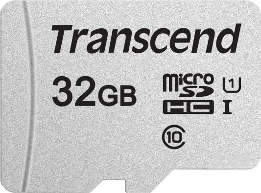 Флеш карта microSDHC 32Gb Class10 Transcend TS32GUSD300S w/o adapter флеш карта pretec