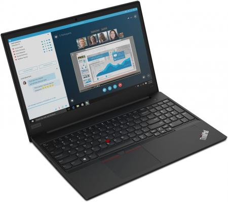 ThinkPad EDGE E590 15.6FHD(1920x1080)IPS, I5-8265U(1,6GHz), 8GB(1)DDR4, 1TB/5400,Intel UHD 620,WWANnone, no DVDRW,Camera,FPR, BT,WiFi, 3cell, Win10Pro, Black, 2,1Kg 1y.carry in