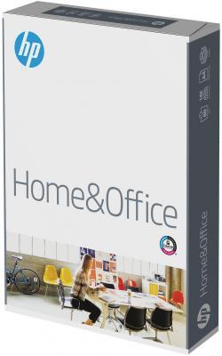 Бумага офисная А4, класс C+, HEWLETT-PACKARD HOME&OFFICE, 80 г/м2, 500 л., International Paper, белизна 146% (CIE) бумага svetocopy а4 500 л