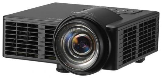 Фото - Проектор Ricoh PJ WXC1110 1280x800 600 люмен 40000:1 черный (432123) проектор ricoh pj s2440 800x600 3000 люмен 2200 1 белый черный