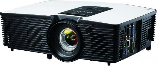 Фото - Проектор Ricoh PJ WX5461 1280x800 4100 люмен 8000:1 черный белый (432153) проектор ricoh pj s2440 800x600 3000 люмен 2200 1 белый черный