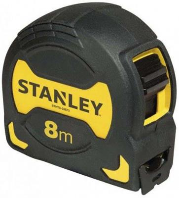 "Stanley РУЛЕТКА STANLEY GRIP TAPE"" 8М Х 28ММ рулетка stanley global tape 0 30 487"