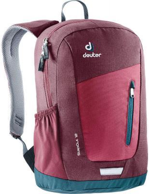 Купить Рюкзак дышащая спинка Deuter StepOut 12 12 л бордовый, Super-Polytex/Macro Lite 210, Рюкзаки