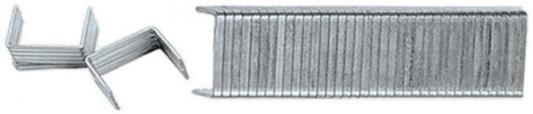 Скобы MATRIX 41314 14мм для мебельного степлера закаленные тип 140 1000шт скобы для мебельного степлера 14мм тип скобы 53 1000шт вихрь