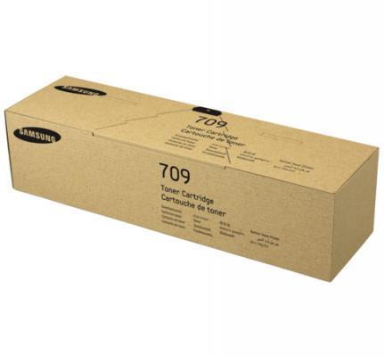 Картридж Samsung SS798A MLT-D709S для Samsung SCX-8123/8128 черный поврежденная упаковка цена