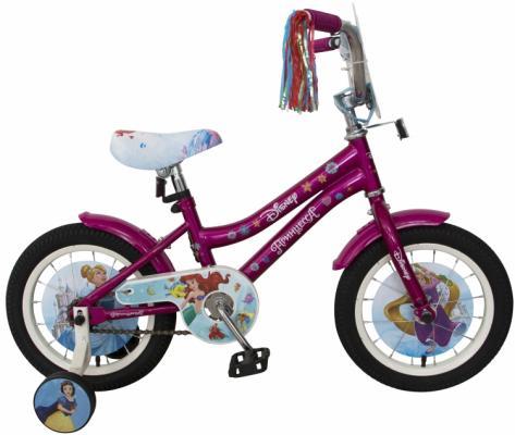 Велосипед Disney Принцесса 14 розовый ВН14182
