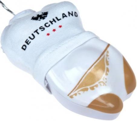 Мышь проводная CBR MF500IT белый USB Германия мышь проводная cbr cm 105 чёрный usb