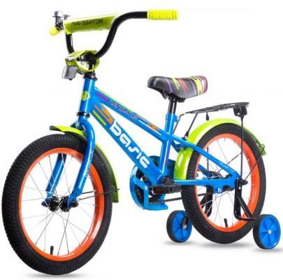 """Велосипед Navigator BASIC 16"""", разноцветный ВН16134"""