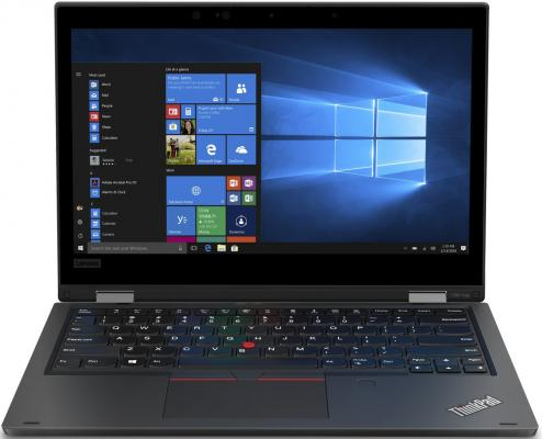 Ноутбук Lenovo ThinkPad L390 Yoga Core i7 8565U/8Gb/SSD256Gb/Intel UHD Graphics 620/13.3/IPS/Touch/FHD (1920x1080)/Windows 10 Professional/black/WiFi/BT/Cam ноутбук lenovo yoga s730 13iwl 13 3 1920x1080 intel core i7 8565u 256 gb 16gb intel uhd graphics 620 серый windows 10 home 81j0002kru