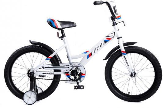 """Велосипед Navigator Bingo 18"""" белый ВМ18101 цены"""