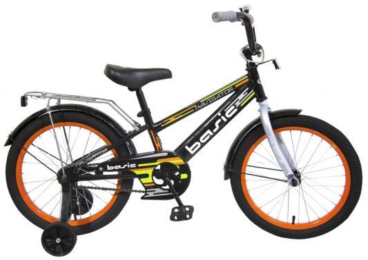 """Велосипед Navigator BASIC 18"""", черный ВН18094"""