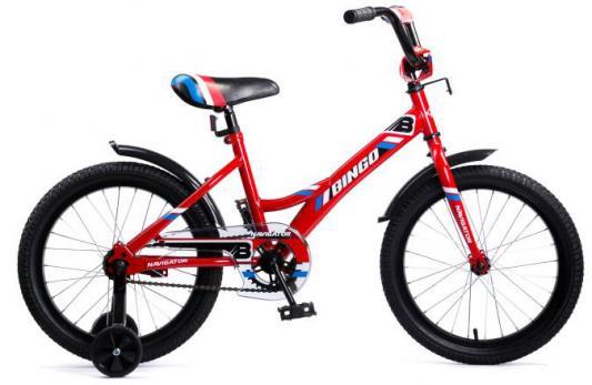 """Велосипед Navigator Bingo 18"""" красный ВМ18108 цены"""