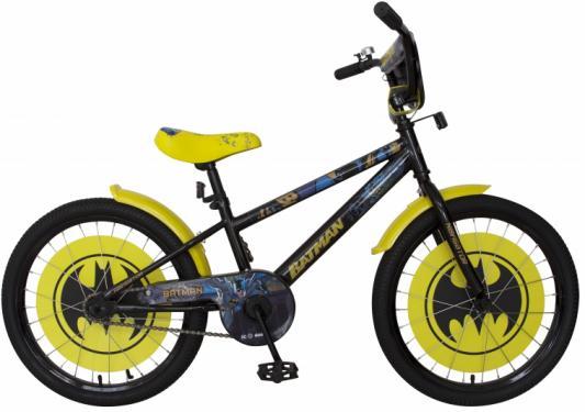 """Велосипед Navigator Batman 20"""", черно-желтый ВН20192"""