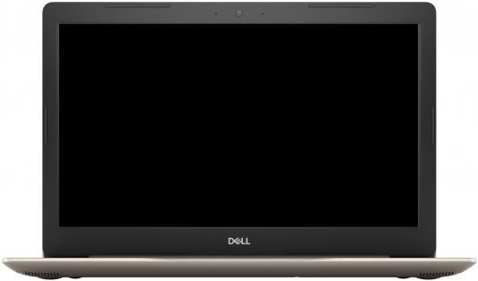 Ноутбук Dell Inspiron 5570 Core i5 7200U/4Gb/1Tb/DVD-RW/AMD Radeon R530 4Gb/15.6/FHD (1920x1080)/Windows 10/gold/WiFi/BT/Cam игровой ноутбук hp 14 bs025ur i5 7200u 2500mhz 6gb 1tb 14 0 fhd ips amd 520 4gb dwd rw cam win10