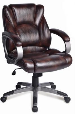 Кресло BRABIX Eldorado EX-504 530875 коричневый brabix maestro ex 506 коричневый
