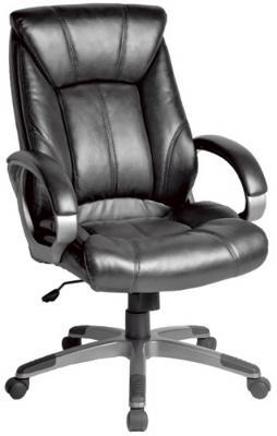 Кресло офисное BRABIX Maestro EX-506, экокожа, черное, 530877 brabix maestro ex 506 коричневый