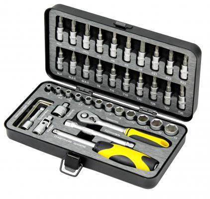 купить Набор инструментов Арсенал АА-М14У43 43 предмета по цене 2610 рублей