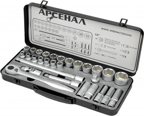 купить Набор инструментов Арсенал АА-М12У29 29 предметов по цене 5460 рублей