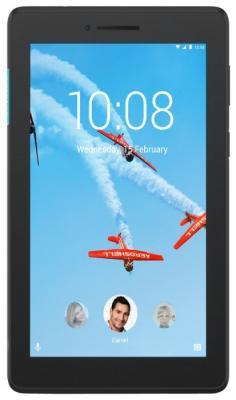 Планшет Lenovo TAB E7 TB-7104I 7 16Gb Black Wi-Fi Bluetooth 3G Android ZA410082RU