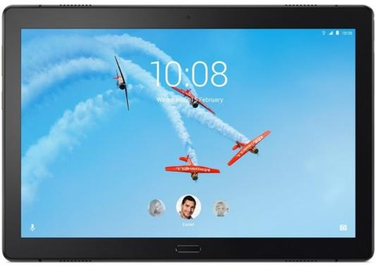 Планшет Lenovo TAB P10 TB-X705L 10.1 64Gb Black Wi-Fi 3G Bluetooth LTE Android ZA450084RU планшет lenovo tab m8 tb 8505x silver za5h0093ru mediatek helio a22 2 ghz 2048mb 32gb gps lte 3g wi fi bluetooth cam 8 1280x800 android