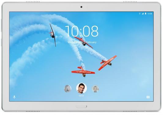 Планшет Lenovo TAB P10 TB-X705L 10.1 64Gb White Wi-Fi 3G Bluetooth LTE Android ZA450047RU