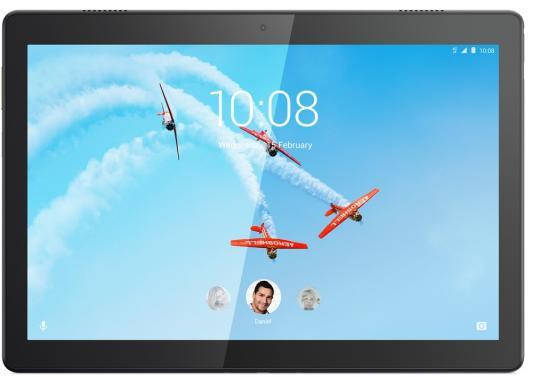 Планшет Lenovo TAB M10 TB-X605L 10.1 16Gb Black Wi-Fi 3G Bluetooth LTE Android ZA490002RU планшет