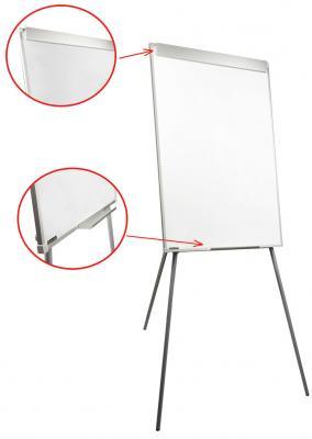Купить Доска магнитно-маркерная BRAUBERG 235526, белый, Мольберты и доски для детей