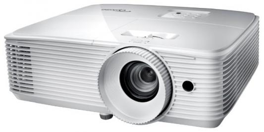 Проектор Optoma WU334 (DLP, WUXGA 1920x1200, 3600Lm, 20000:1, 2xHDMI, MHL, 1x10W speaker, 3D Ready, lamp 15000hrs,WHITE) original bare lamp with housing bl fs180b sp 88n01gc01 for projector optoma ds315 dx606 ep720tx726 tx727 tx727i 180day warranty