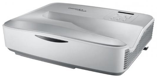 лучшая цена Проектор Optoma HZ40UST (DLP, Laser, 1080p 1920x1080, 4000Lm, 2500000:1, 2xHDMI, USB, LAN, 1x10W speaker, 3D Ready, lase