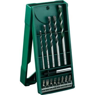 Набор бит и сверл Bosch 2607017161 Mini X-Line 14шт набор бит и сверел bosch x line 70 2607019329879