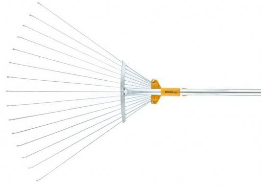 Грабли PALISAD 61787 веерные телескопические раздвижные luxe садовый инструмент грабли веерные palisad luxe 430x1550mm 617885
