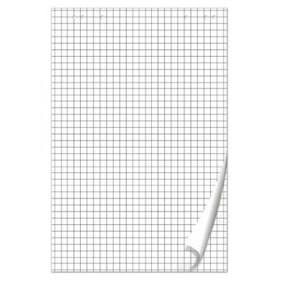 Блокнот для флипчарта BRAUBERG 67,5х98 см 50 листов