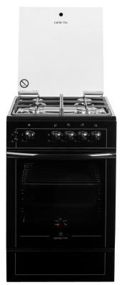 лучшая цена Газовая плита Greta 1470 исп №07 черный