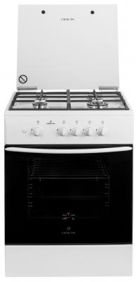 лучшая цена Газовая плита Greta 600 исп №07 белый