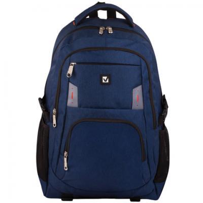 Купить Рюкзак BRAUBERG универсальный с отделением для ноутбука, Меркури , 30 литров, 49х34х15 см, 226348, Рюкзаки