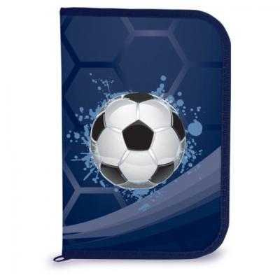 Купить Пенал на одно отделение BRAUBERG Мяч, Пеналы и папки