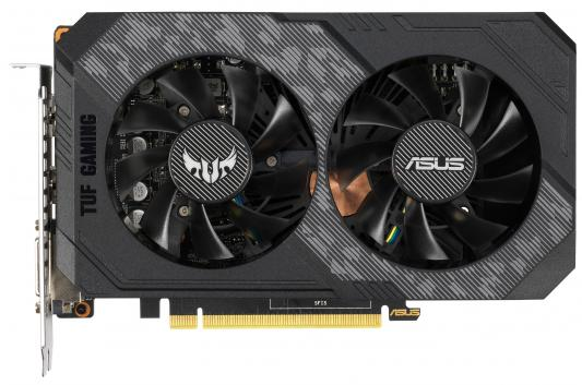 Видеокарта ASUS GeForce GTX 1660 Gaming OC Edition PCI-E 6144Mb GDDR5 192 Bit Retail (TUF-GTX1660-O6G-GAMING 90YV0CU2-M0NA00) цена и фото