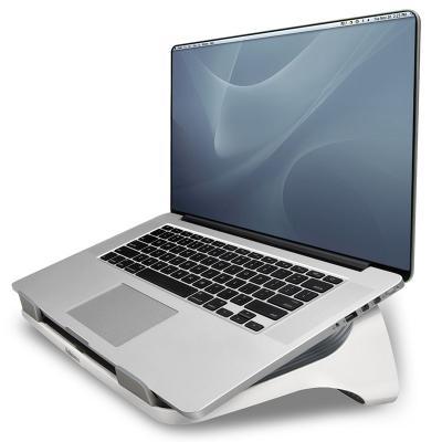 "цена Fellowes® I-Spire Series™, Подставка для ноутбука до 17"", белая/серая, шт онлайн в 2017 году"