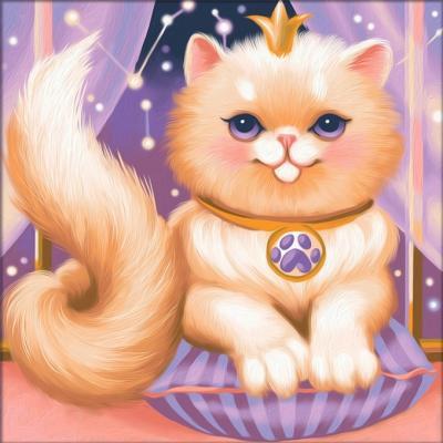 Алмазная мозаика АЛМАЗНАЯ ЖИВОПИСЬ АЖ-1620 Персидская принцесса