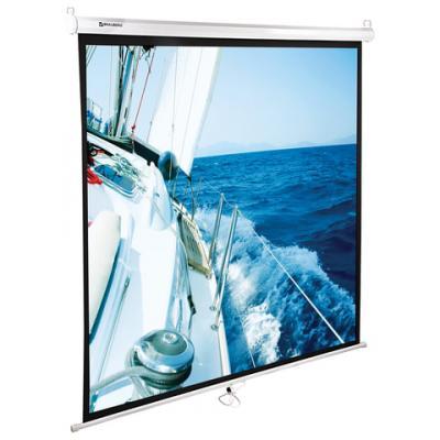 Фото - Экран настенно-потолочный BRAUBERG WALL 200 x 200 см 236727 салатник 23 см мейсенский цветок