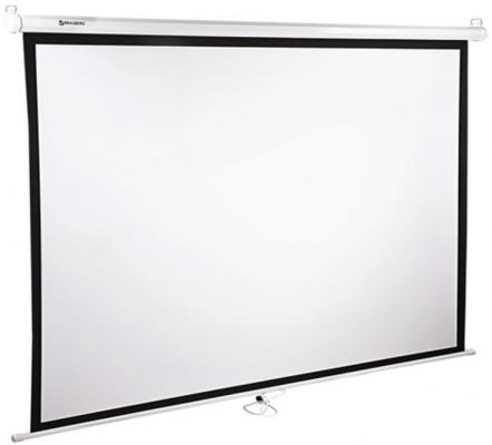 Фото - Экран настенно-потолочный BRAUBERG 236728 150 x 200 см салатник 23 см мейсенский цветок