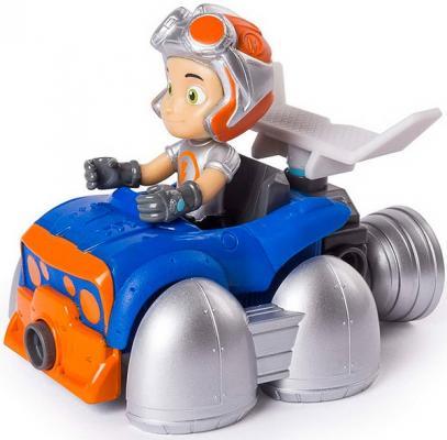 Купить Игрушка Rusty Rivets строительный набор малый с фигуркой героя FLYING RUSTY KART, для мальчика, Игровые наборы для мальчиков