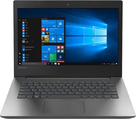 Ноутбук Lenovo IdeaPad 330-14AST AMD E2-9000 (1.8)/4G/128G SSD/14.0FHD AG/Int:AMD R2/noODD/BT/Win10 (81D5004ARU) Black lenovo miix5 elite комбо таблетки 12 2 дюймов i3 6100u 4g памяти 128g win10 содержит клавиатуру стилус office черный шторм