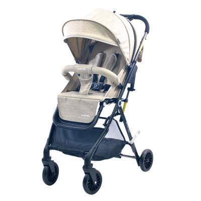 Купить Прогулочная коляска Everflo Spring Е-555 (beige), Прогулочные коляски