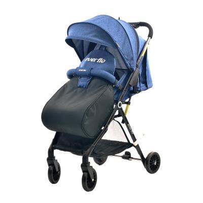 Купить Прогулочная коляска Everflo Spring Е-555 (jeans), Прогулочные коляски