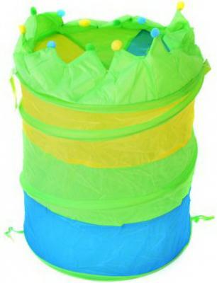 Корзина для игрушек с фигурным верхом, 38*45 см
