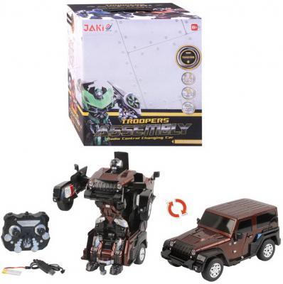 Купить Машинка-трансформер р/у, с зарядкой, в/к 31, 5*21*30см, best toys, в ассортименте, Радиоуправляемые игрушки
