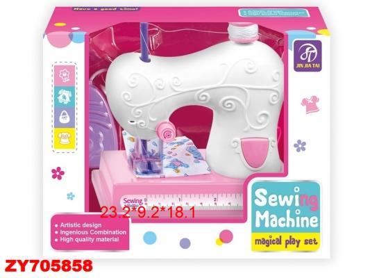 Купить Швейная машинка Best toys Швейная машина со светом, разноцветный, Детская бытовая техника